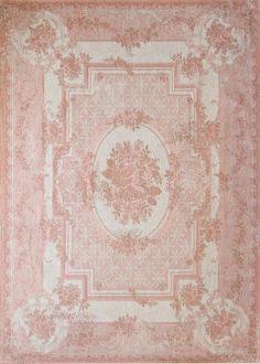 Vintage vloerkleed Cameo Collection Savonnerie Pompadour 8242