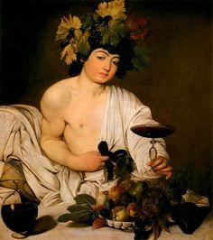 Caravaggio - Bacco