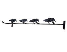 coat rack/dishtowel rack