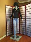 Anxiety Black Sheer Long Sleeve Top Womens Sze L Polyester Garment get it at http://stores.ebay.com/preownedisthenewnew/Clothing-/_i.html?_fsub=4882487012