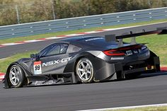 【SUPER GT】 ホンダ、2017年型GT500マシン『NSX-GT』を初テスト  [F1 / Formula 1]