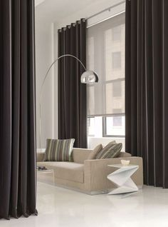 Elegant Tall Curtains Ideas for Your Home Living Room 2019 Awesome Tall Curtains Ideas for Living Room 63 The post Elegant Tall Curtains Ideas for Your Home Living Room 2019 appeared first on Curtains Diy. Tall Curtains, Baby Room Curtains, Home Curtains, Curtains Living, Curtains With Blinds, Modern Curtains, Neutral Curtains, Pink Curtains, Black Curtains