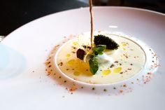 (Joël Robuchon) Course 1: Le Caviar