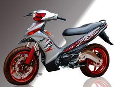 47 Best Modif Motor Images Honda Motorcycles Cars