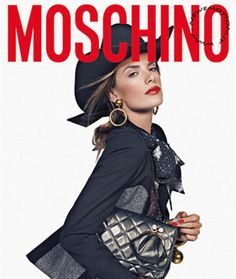 The Parisienne: Moschino Fall/Winter 2010/2011 Collection.