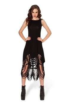 The Shredder Dress › Black Milk Clothing
