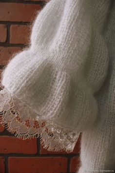 Diy Crafts - Knitting projects sweaters sewing new Ideas Easy Knitting Projects, Knitting Blogs, Knitting Designs, Hand Knitting, Knitting Patterns, Sewing Patterns, Sewing Stitches, Mohair Sweater, Knit Fashion