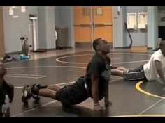 Training routine for neck, back and core with Leo Frincu - YouTube