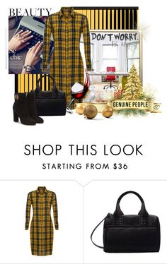 """""""Don't Worry, Be Happy!"""" by tanja133 ❤ liked on Polyvore featuring moda, Salvatore Ferragamo y Genuine_People"""