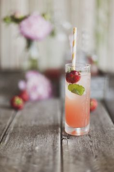Summer Drink - with or without Alcohol » Helena Ljunggren Photography