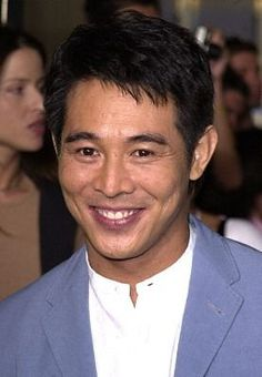 Jet Li at event of Kiss of the Dragon