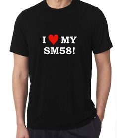 T-shirt for Sound Engineers