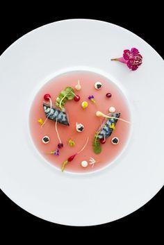 Menu et cuisine gastronomique francaise - Restaurant Kei