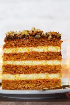 Yummy Cakes, Vanilla Cake, Tiramisu, Ale, Food And Drink, Ethnic Recipes, Bakken, Ale Beer, Tiramisu Cake