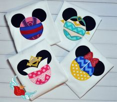 Personalized  Disney Inspired Princess Mouse Ears  by bowsandgirls
