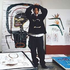 #gagosian hashtag on Instagram • Photos and Videos Jean Michel Basquiat, Famous Artists, Great Artists, History Books, Art History, David Hockney, 40th Anniversary, New Books, Photo And Video