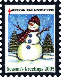 FREE 2015 Christmas Seals...