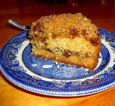 One Perfect Bite: Chocolate-Pecan Coffeecake