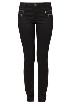 OLIVIA - Slim fit jeans - black