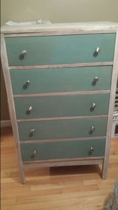 New life for an old dresser