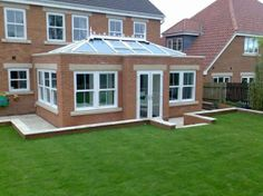 Conservatory, Orangery, Garden Room, the perfect complement to your home Orangery Extension Kitchen, Orangerie Extension, Conservatory Extension, Garden Room Extensions, House Extensions, Kitchen Extensions, House Extension Design, House Design, Extension Ideas