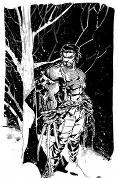 Wolverine | Logan by Chris Bachalo