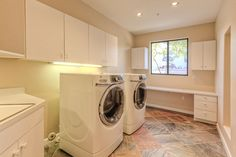Laundry Room. Scottsdale Arizona.