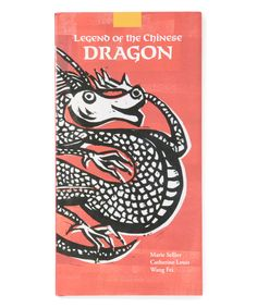 Look at this #zulilyfind! Legend of the Chinese Dragon Hardcover by Book Enterprises #zulilyfinds