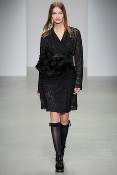 John Rocha Fall 2014 Ready-to-Wear Fashion Show