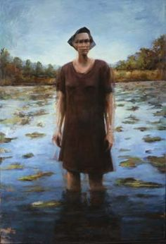 The Muskegon Museum of Art's 86th Regional Exhibition, the longest-established regional art exhibition in Michigan, is open for public viewing through August 20, 2014. Muskegon, Michigan. www.muskegonartmuseum.org  Image: Best of Show - Joshua Adam Risner, Alto, Inness's Daughter.