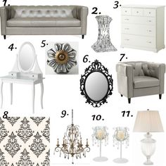 How to Bring Glamour to Your Home « Chic GalleriaChic Galleria
