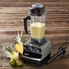 Vitamix Professional Series 500. We use it at least 2x a day... a favorite in our kitchen
