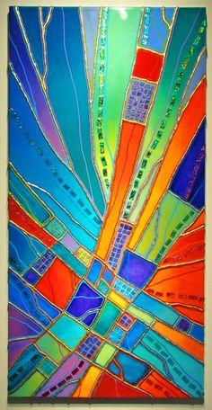 Robert Paul Glass Art ~ ᘡղᘠ