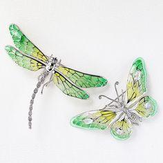 Dragon Fly Pins