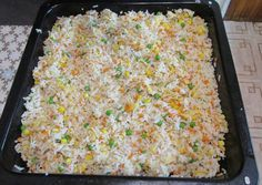 Wok, Fried Rice, Fries, Chinese, Ethnic Recipes, Kitchen, Cooking, Kitchens, Cuisine