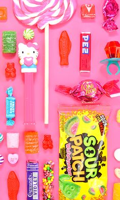 """We call it """"United States of Candy""""."""
