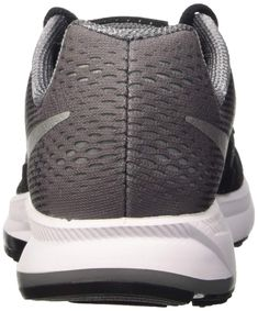 NIKE Zoom Pegasus 33 (GS) Running Shoe -- Thank you for seeing our picture. (This is an affiliate link) Nike Zoom Pegasus, Shoes Sandals, Women Sandals, Black Running Shoes, Water Shoes, Air Jordans, Metallic, Sneakers Nike, Grey