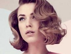 Vintage Frisuren kurze Haare – Trend Frisuren, You can collect images you discovered organize them, add your own ideas to your collections and share with other people. Prom Hairstyles For Short Hair, Retro Hairstyles, Girl Short Hair, Different Hairstyles, Short Hair Cuts, Girl Hairstyles, Hairstyles 2016, Medium Hairstyles, Hairstyles Haircuts