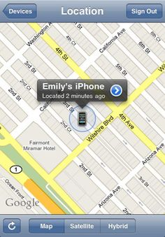 tracking stolen iphone turned off