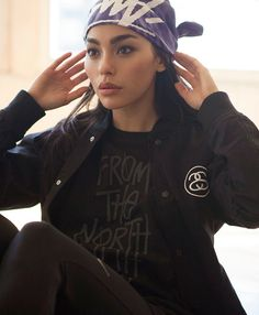 Adrianne Ho. Impossibly beautiful.