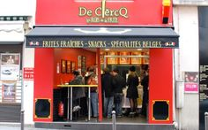 Welcome to the offical website of De Clercq, les Rois de la Frite in Paris - Chip Shop -  Welcome to the Kingdom!    At De Clercq, Kings of Frite, we offer a u...