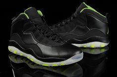 best website 1a81c dd053 ... get air jordan 10 venom green aaa latest jordan shoes cheap jordan  shoes cheap jordans b3c7f