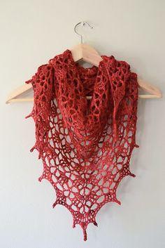 free crochet shawl pattern