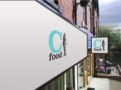 C Food Restaurant on Behance
