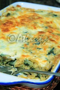 Terapia do Tacho: Bacalhau com espinafres (Cod fish with spinach)