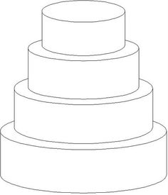 template for designing cakes Food Coloring Pages, Kids Colouring, Activities For Kids, Crafts For Kids, Cake Templates, School Birthday, Wedding With Kids, Scrapbook Embellishments, Cake Decorating Tips