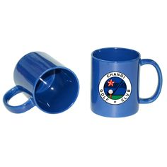 11oz Full Color Mugs-Blue