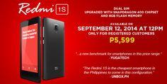 Lazada Philippines Redmi 1S Flash Sale Cebu Finest