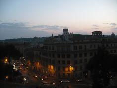 Roma nocą
