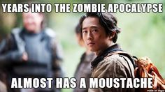 The Walking Dead Season 5 Spoilers: Glenn, Maggie, These Others Seen Filming (Does This Change the Big Rumor? Walking Dead Funny, Walking Dead Season 4, Netflix, Steven Yeun, Dead Zombie, Meme Pictures, Stuff And Thangs, Best Shows Ever, Favorite Tv Shows